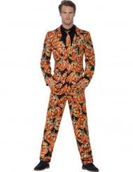 Costume Mr. Zucca Spaventosa per uomo halloween