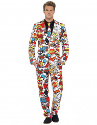 Costume Mr Boom per uomo
