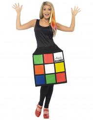 Costume cubo di rubik™ per donna