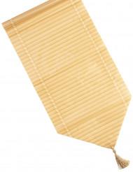 Runner da tavola in finto bambu Aloha 150 x 28 cm