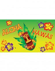 Decorazione murale Aloha in tessuto 90 x 150 cm