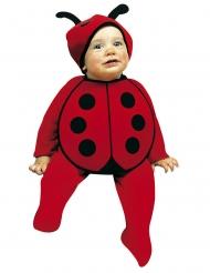 Costume coccinella per bébé