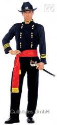 Costume da generale nordista per uomo