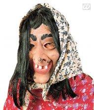 Maschera da strega per donna halloween