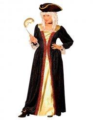 Costume barocco per donna