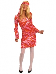 Costume hippie anni 70 per donna