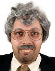 Dentiera umoristica con colla