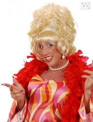 Parrucca bionda Drag Queen