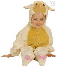Costume da Agnello per bebe