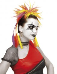 Parrucca punk Anni