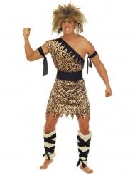 Costume uomo delle caverne per adulto