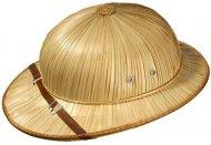 Cappello da avventuriero beige per adulto