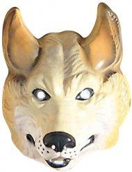 Maschera da lupo per adulto