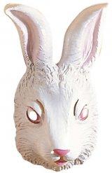 Maschera conigllio bianco adulto