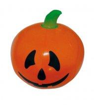 Decorazione zucca di halloween gonfiabile 110 cm