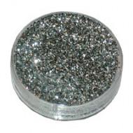 Trucco: micro paillettes argentate 2g