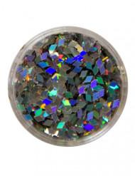 Brillantini scintillanti a forma di diamante
