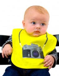 Bavaglino macchina fotografica bebè