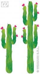2 cactus decorativi