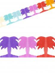 Ghirlanda con palme Hawai