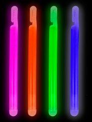 Bastoncino luminoso multicolore 15 cm