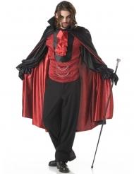 Costume principe delle tenebre per uomo