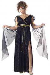 Costume da dea greca Atlanta XXL