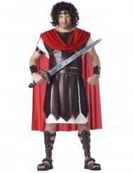 Costume da gladiatore romano in taglia grande per uomo