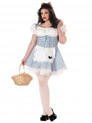 Costume da bavarese per donna in taglia grande