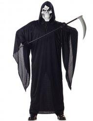 Costume da morte spettrale per uomo halloween