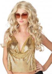 Parrucca biona affascinante per donna