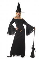 Costume da strega chic per donna