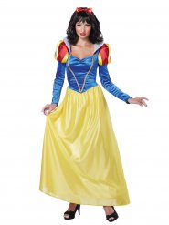 Costume da principessa delle favole per donna