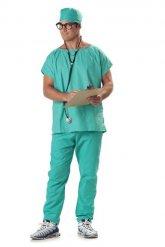 Costume da medico chirurgo