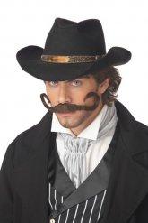 Baffi cowboy per uomo