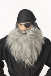 Barba grigia pirata