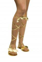 Sandali Greco Romani per donna oro
