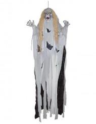Decorazione gigante mostro di halloween 360 cm