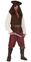 Costume re dei pirati per uomo