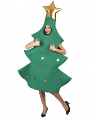 Costume albero di natale 3D per adulto
