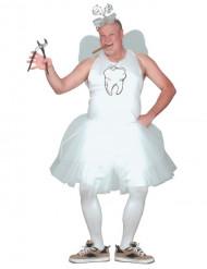 Costume umoristico fatina dei denti uomo