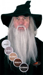 Barba lunga da stregone - lusso
