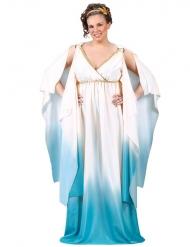 Costume da Dea greco-romana taglie grandi