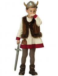 Costume da vichingo per bambino