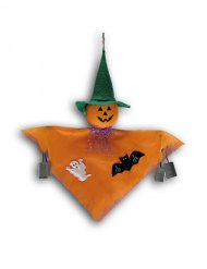 Decorazione da appendere fantasma zucca Halloween