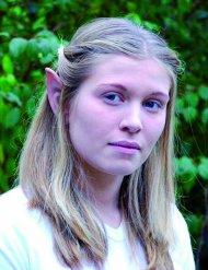 Orecchie da elfo fantastico per adulto