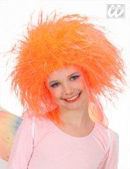 Parrucca regina della fate arancione