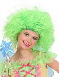 Parrucca verde per bambino