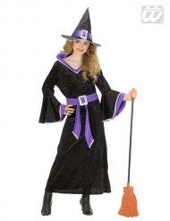 Costume da streghetta elegante per bambina - Halloween