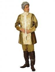 Costume da principe barocco per uomo